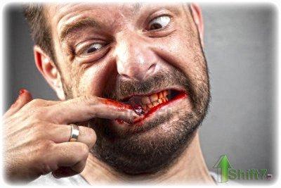 Почему человек грызет ногти